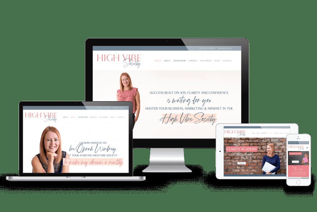 website one week deluxe launch